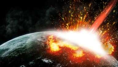 asteroide impactara septiembre 384x220 - Confirmado: Astrónomos de la ESA advierten que un asteroide impactará contra la Tierra en septiembre