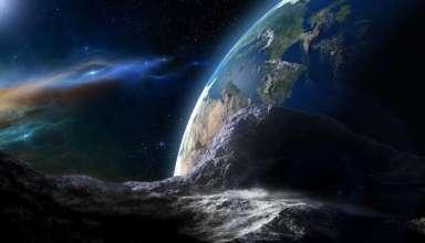 asteroide jueves 384x220 - La NASA advierte que un asteroide como tres campos de fútbol podría impactar contra la Tierra este jueves