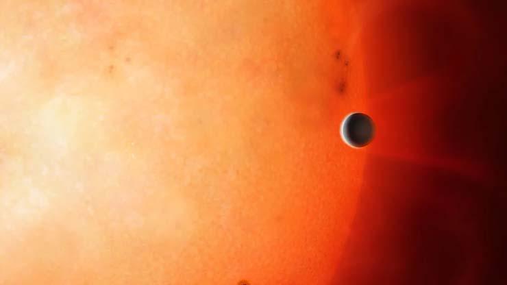 """encuentran planeta prohibido extraterrestre - Astrónomos encuentran un """"planeta prohibido"""" que no debería existir y que podría albergar una raza extraterrestre"""