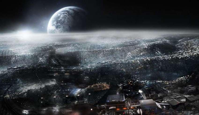 enorme estructura metalica luna 850x491 - Científicos han descubierto una enorme estructura metálica oculta debajo de la superficie de la Luna