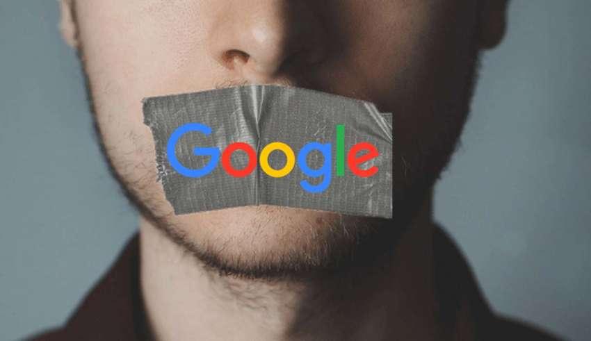 google censura webs 850x491 - '1984' de George Orwell es toda una realidad: el nuevo algoritmo de Google censura millones de webs
