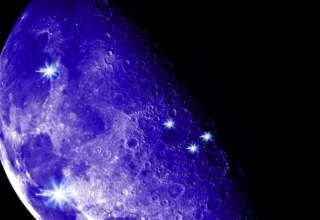 luna emite misteriosos destellos 320x220 - La Luna emite unos misteriosos destellos y los científicos no saben por qué, ¿señales extraterrestres?