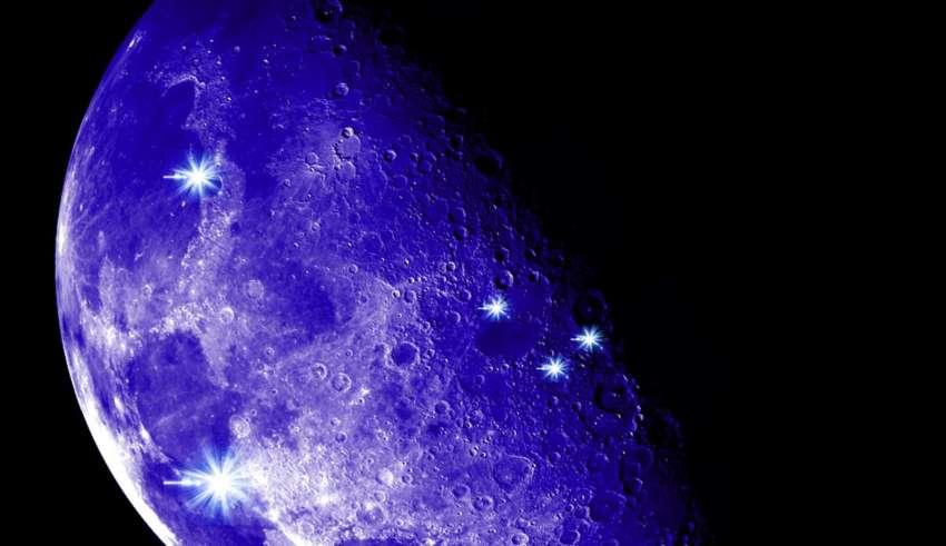 luna emite misteriosos destellos 850x491 - La Luna emite unos misteriosos destellos y los científicos no saben por qué, ¿señales extraterrestres?