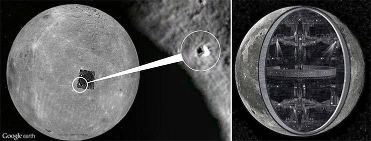 luna misteriosos destellos - La Luna emite unos misteriosos destellos y los científicos no saben por qué, ¿señales extraterrestres?