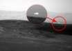 misteriosa luz blanca marte 104x74 - Imagen de la NASA muestra una misteriosa luz blanca en Marte y nadie sabe cuál es su origen