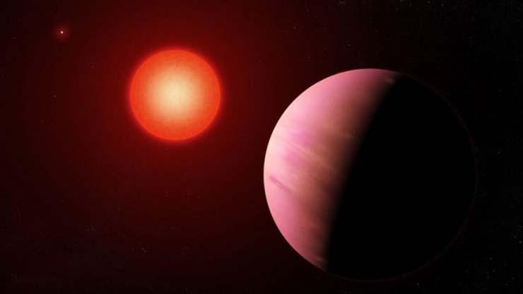 """planeta prohibido extraterrestre - Astrónomos encuentran un """"planeta prohibido"""" que no debería existir y que podría albergar una raza extraterrestre"""