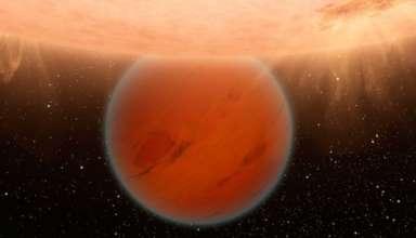 """planeta prohibido raza extraterrestre 384x220 - Astrónomos encuentran un """"planeta prohibido"""" que no debería existir y que podría albergar una raza extraterrestre"""