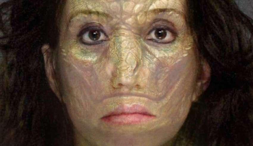 reptiliana carcel 850x491 - Condenan a una 'reptiliana' a 40 años de cárcel por la muerte de su novio en Estados Unidos
