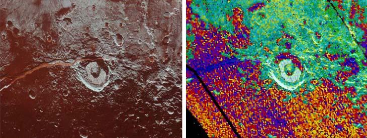 vida extraterrestre en pluton - La NASA reconoce haber descubierto vida extraterrestre en Plutón