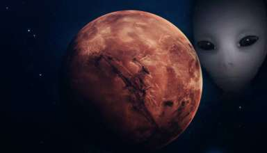 vida extraterrestre marte 384x220 - El rover Curiosity de la NASA halla claras evidencias de vida extraterrestre en Marte