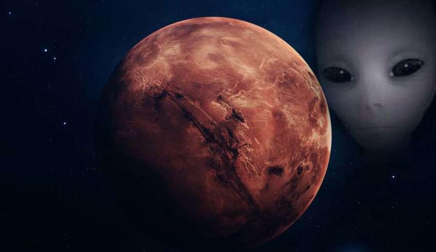 vida extraterrestre marte 850x491 - El rover Curiosity de la NASA halla claras evidencias de vida extraterrestre en Marte