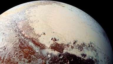 vida extraterrestre pluton 384x220 - La NASA reconoce haber descubierto vida extraterrestre en Plutón