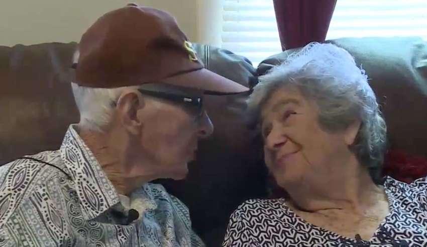 almas gemelas existen 850x491 - Las almas gemelas existen: una pareja muere el mismo día tras 71 años de matrimonio