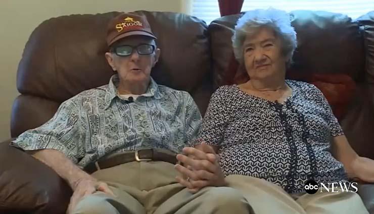 almas gemelas matrimonio - Las almas gemelas existen: una pareja muere el mismo día tras 71 años de matrimonio