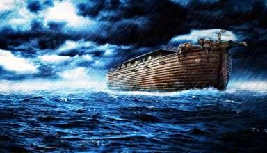 arca de noe monte ararat 384x220 - Piloto de la Marina de EE.UU. aseguró haber fotografiado el Arca de Noé en el monte Ararat