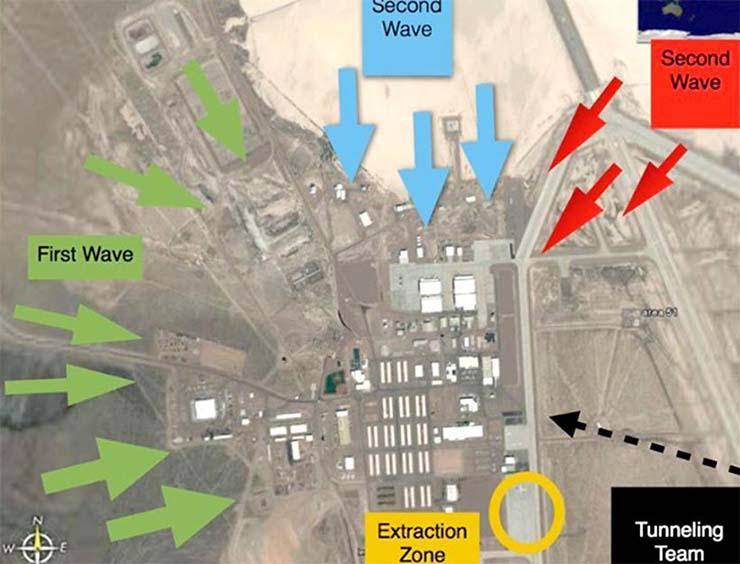 asaltar el area 51 - Más de 300.000 personas quieren asaltar el Área 51 a finales de septiembre