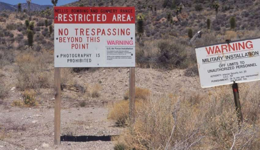 bob lazar area 51 850x491 - Bob Lazar advierte que podría haber una matanza si la gente asalta el Área 51 en septiembre