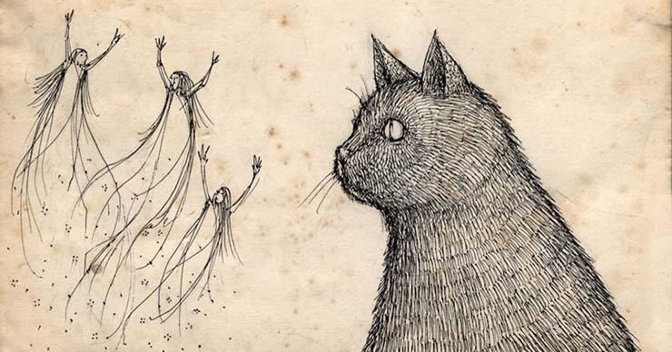 espiritus negativos casa - ¿Puede tu mascota alejar a los espíritus negativos de tu casa?