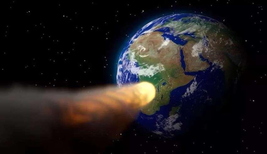 ft3 gigantesco asteroide 850x491 - FT3, el gigantesco asteroide que podría destruir la Tierra en octubre