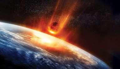 gran asteroide casi impacta 384x220 - Un gran asteroide casi impacta contra la Tierra y la NASA ni lo ve