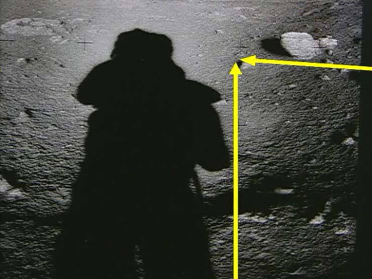 llegada luna es mentira - El teórico de la conspiración que fue agredido por Buzz Aldrin asegura tener pruebas de que la llegada a la Luna es mentira