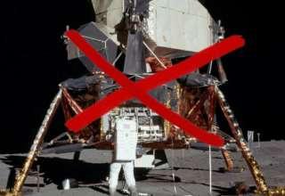 llegada luna mentira 320x220 - El teórico de la conspiración que fue agredido por Buzz Aldrin asegura tener pruebas de que la llegada a la Luna es mentira