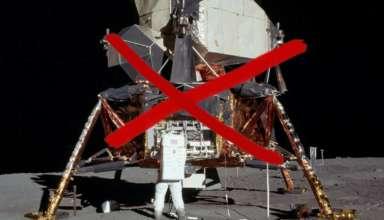 llegada luna mentira 384x220 - El teórico de la conspiración que fue agredido por Buzz Aldrin asegura tener pruebas de que la llegada a la Luna es mentira