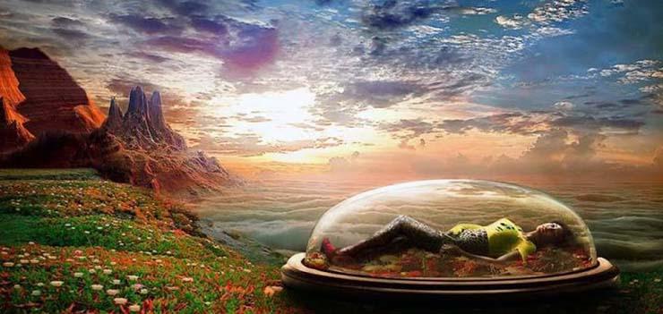 suenos viajando a realidades alternativas - Sueños, viajando a realidades alternativas de nuestra existencia