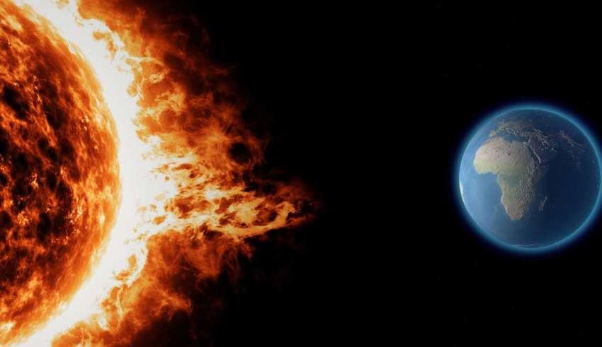 super tormenta solar california 850x491 - Una súper tormenta solar está provocando los terremotos de California y la inusual ola de calor en todo el mundo