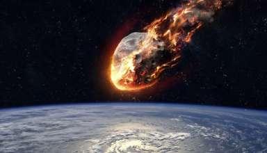 alerta mundial asteroide 384x220 - Alerta Mundial: Un asteroide mas grande que el Empire State Building se acercará a la Tierra la próxima semana