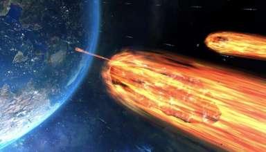 asteroide apofis 384x220 - Elon Musk advierte que el asteroide Apofis impactará contra la Tierra en 2029 y no hay nada que hacer