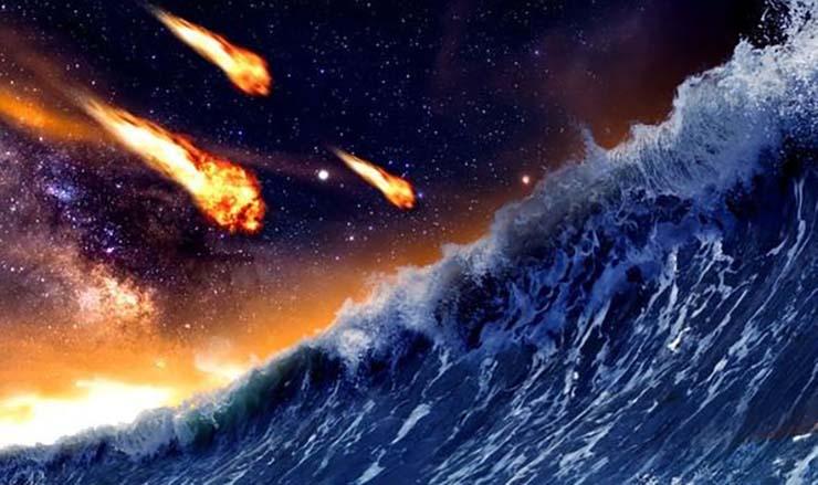 asteroide gran piramide de guiza - Prepárate: Un asteroide del tamaño de la Gran Pirámide de Guiza se dirige hacia la Tierra
