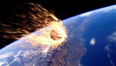 asteroide gran piramide guiza 384x220 - Prepárate: Un asteroide del tamaño de la Gran Pirámide de Guiza se dirige hacia la Tierra
