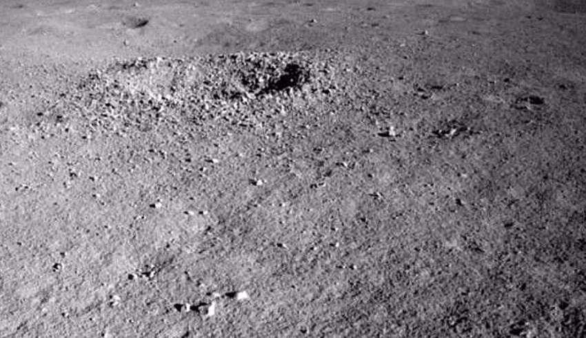misteriosa sustancia extraterrestre 850x491 - El rover lunar chino descubre una misteriosa sustancia extraterrestre en la cara oculta de la Luna
