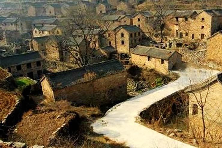 misterioso pueblo chino desaparecio - El misterioso pueblo chino que desapareció de la noche a la mañana