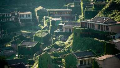 pueblo chino 384x220 - El misterioso pueblo chino que desapareció de la noche a la mañana