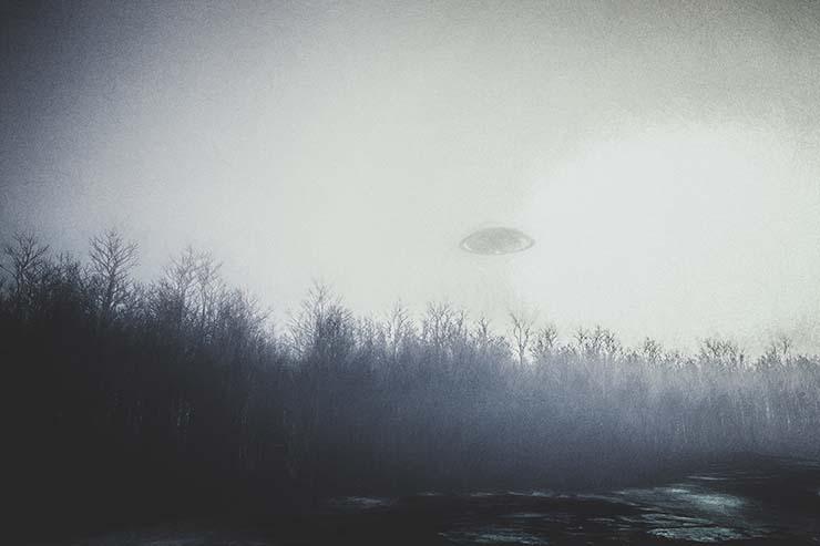 senador estadounidense extraterrestres - Senador estadounidense promete revelar la verdad sobre los extraterrestres si es elegido presidente