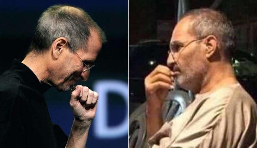 steve jobs egipto 850x491 - Una foto demuestra que Steve Jobs está vivo y se encuentra oculto en Egipto