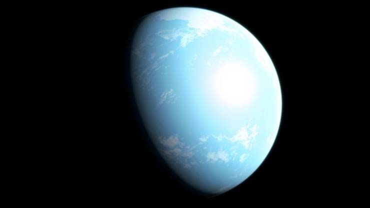 super tierra vida similar humana - La NASA descubre una 'súper-Tierra' que podría albergar vida similar a la humana