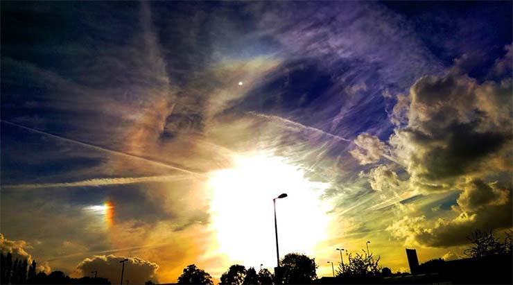 tapar sol calentamiento global - Bill Gates quiere tapar el Sol para detener el calentamiento global