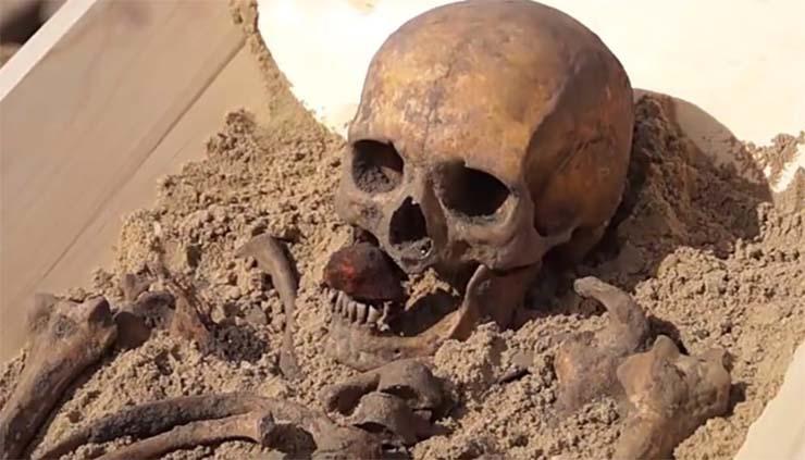 vampiro real - Científicos recrearán en 3D el rostro de un vampiro real del siglo XVIII
