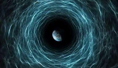 agujero de gusano casero 384x220 - Astrofísicos publican instrucciones para crear un agujero de gusano casero