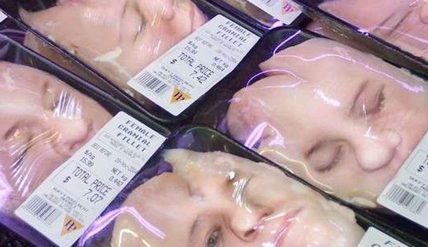 comer carne humana 850x491 - Científico sueco sugiere 'comer carne humana' para frenar el cambio climático