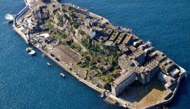 hashima isla fantasma 384x220 - Hashima, la misteriosa isla fantasma de Japón