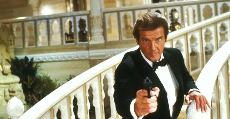 hija roger moore james bond - La hija de Roger Moore dice que el mítico actor de James Bond le envía mensajes desde el más allá