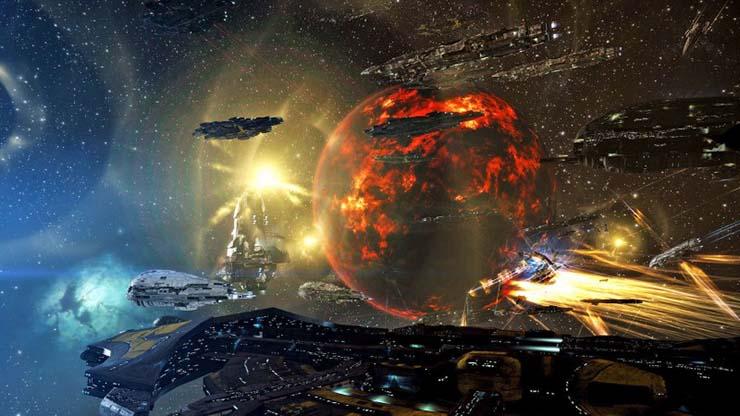 invasion extraterrestre - Científico revela las diferentes maneras en que el mundo puede acabar, incluido una invasión extraterrestre