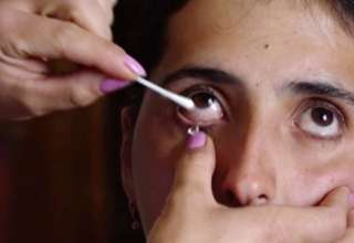 mujer lagrimas de cristal 320x220 - Una mujer llora lágrimas de cristal y los médicos no saben explicarlo