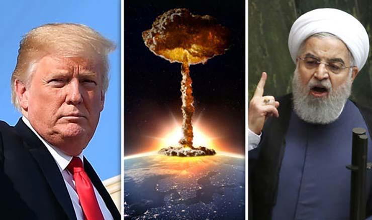 profecias iran guerra nuclear - Profecías señalan que la tensión entre EE.UU. e Irán desencadenará una guerra nuclear