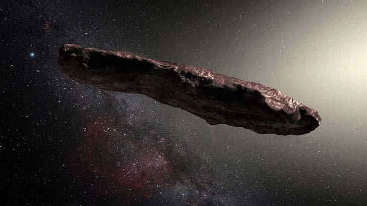sondas extraterrestres asteroides - Astrónomo dice que sondas extraterrestres se ocultan en los asteroides cercanos