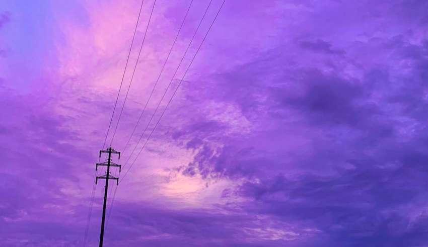 cielos purpura rusia japon 850x491 - Los cielos se vuelven púrpura en Rusia y Japón, ¿se trata de una nueva arma para controlar el clima?